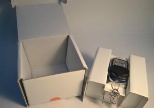 Unboxing télécommande porte-clés Homelive d'Orange